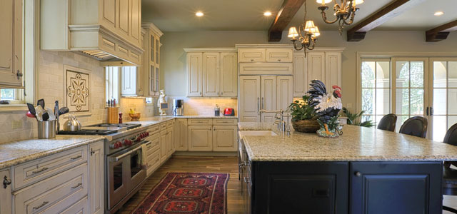 Classic Countertop Options Pictures to pin on Pinterest