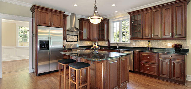 Popular Granite Countertop Colors U2013 Choosing The Best For Your Kitchen Or  Bath
