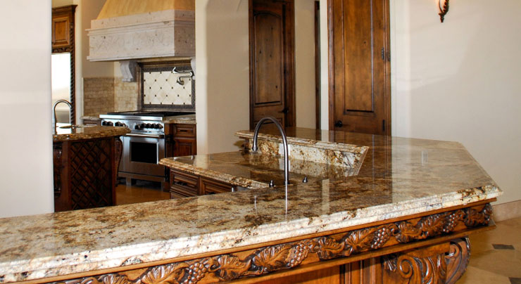 Ordinaire Granite Edge Profiles Changing The Way Your Kitchen Looks