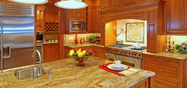 Narrow Down Granite Countertop Colors To Match Your Kitchen