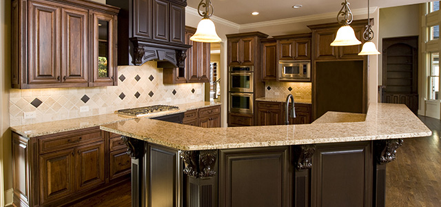 Adding a Bar-Style Granite Countertop is an Excellent Idea | Granite ...