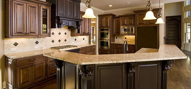 Adding A Bar Style Granite Countertop
