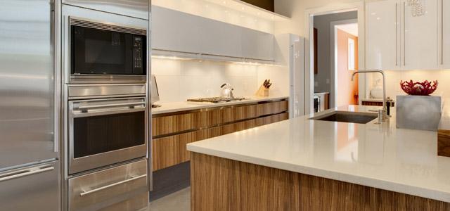 Chic Quartz Kitchen Design Ideas | Granite Countertops in Maryland