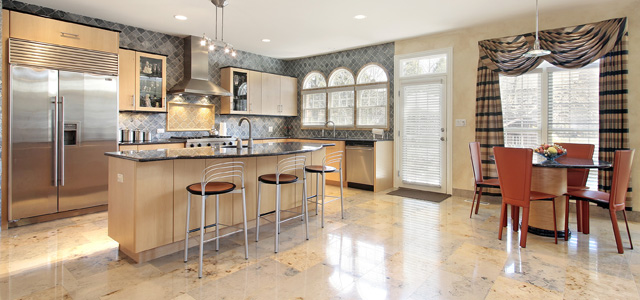 Choosing Flooring To Match Your Granite Counter